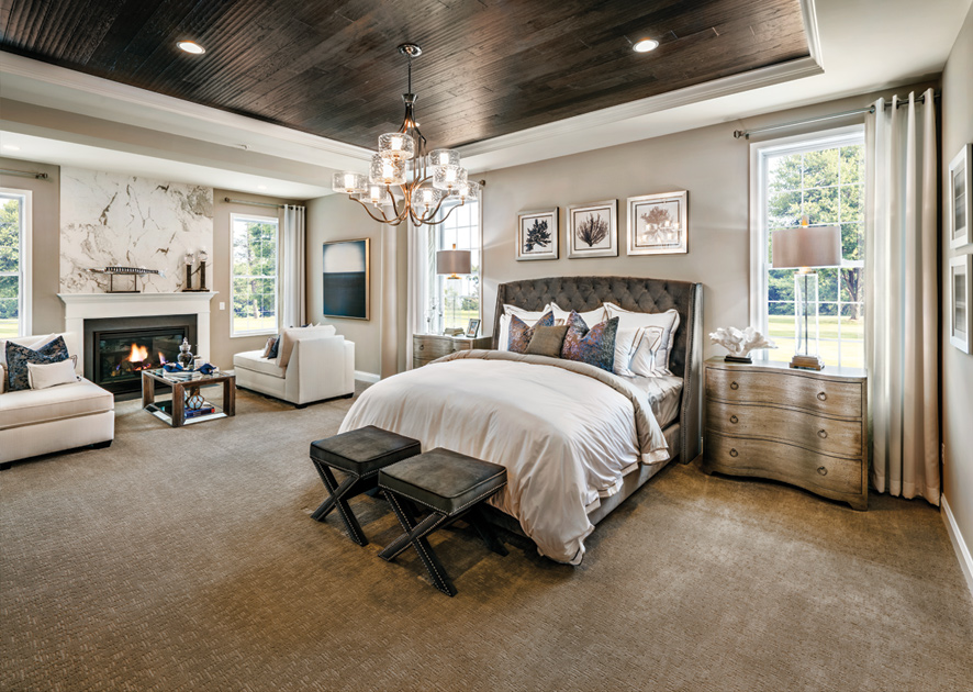 Regency At Stow The Villas Collection The Bowan Home