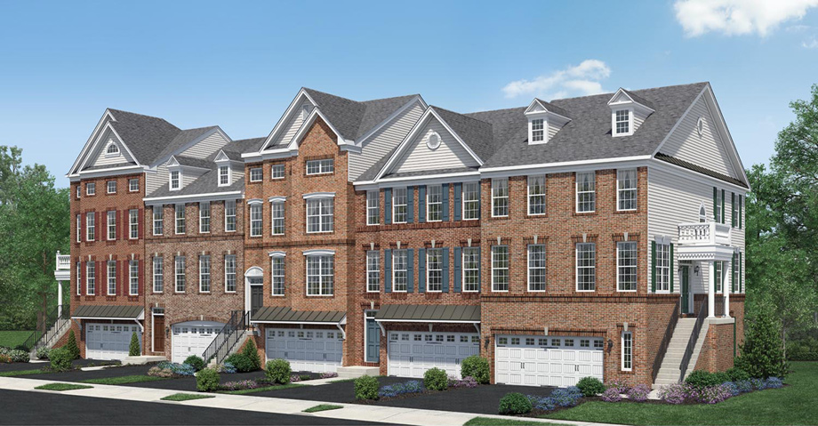Portsmouth Townhomes