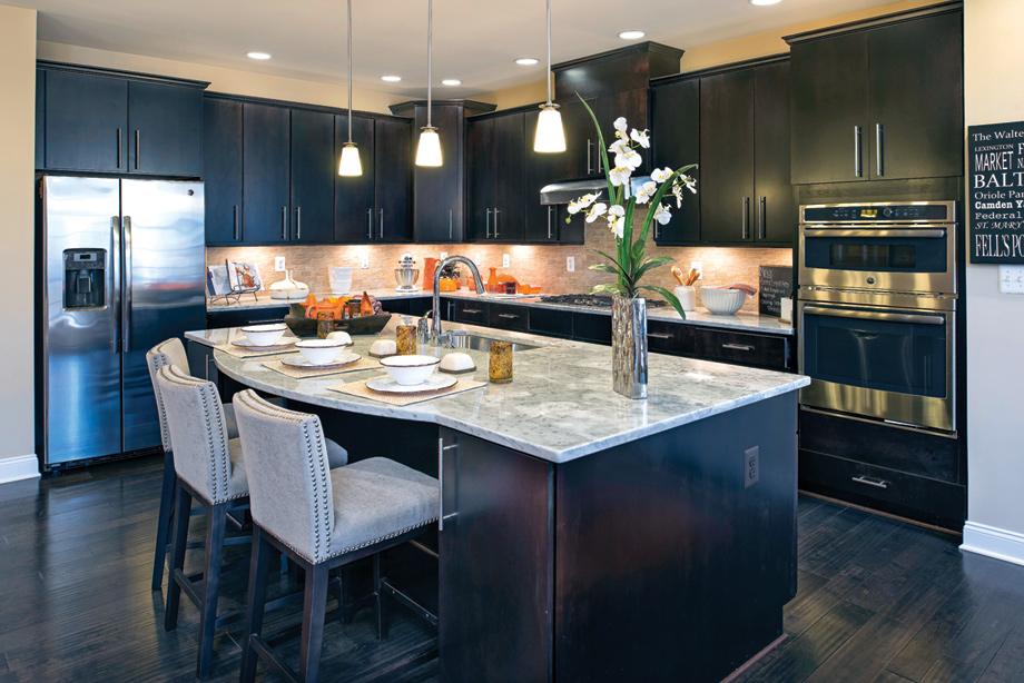 Kitchen Design Victor Ny avonlea reserve | the bradbury home design