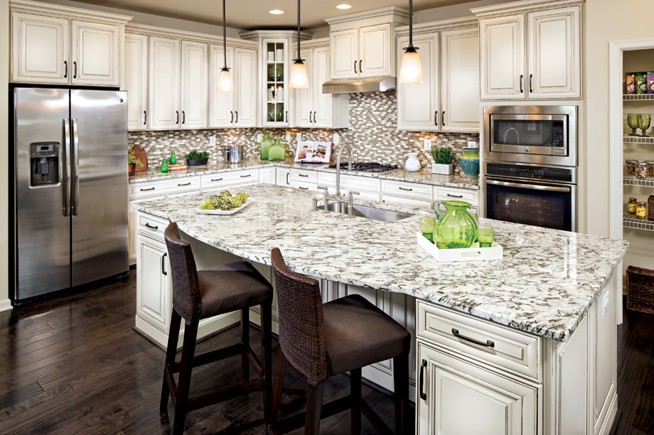View PhotosSevern MD Townhomes for Sale   Arundel Forest   The Meadows. New Home Kitchen Pictures. Home Design Ideas