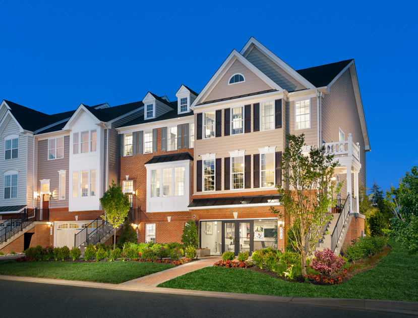 Abingdon Md Townhomes For Sale Laurel Ridge The Meadows