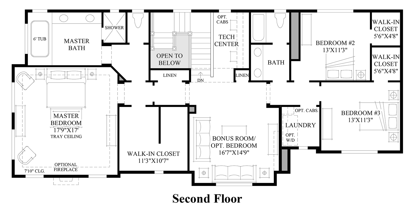 rosehaven at bradford place the signature the sherman home design view floor plans