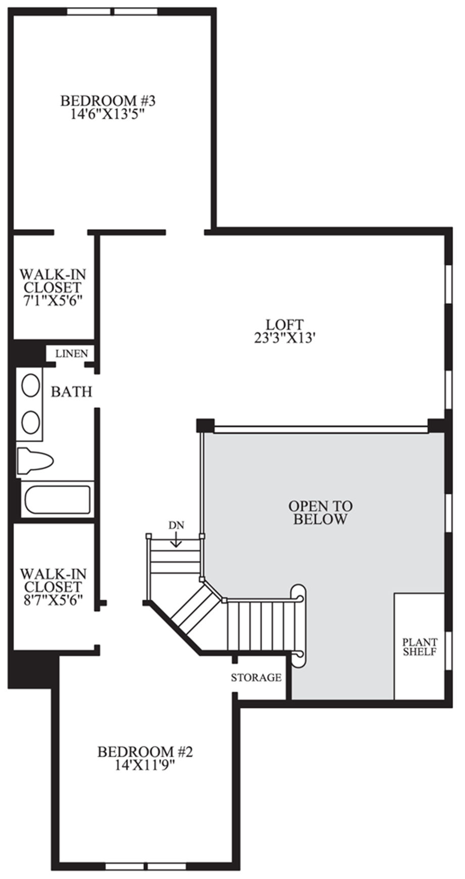 The summit at bethel quick delivery home brandeis for Summit homes floor plans