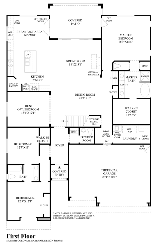 Nv Homes Floor Plans Home Photo Style