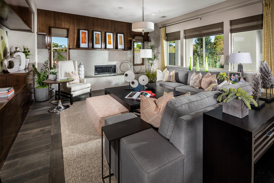 Fabulous family room with interior design brescia - Interior design brescia ...