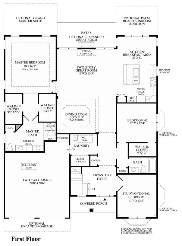 Bridleridge - 1st Floor