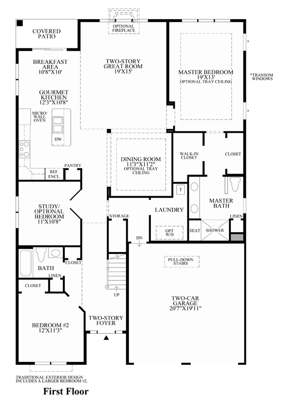 Bronson - 1st Floor