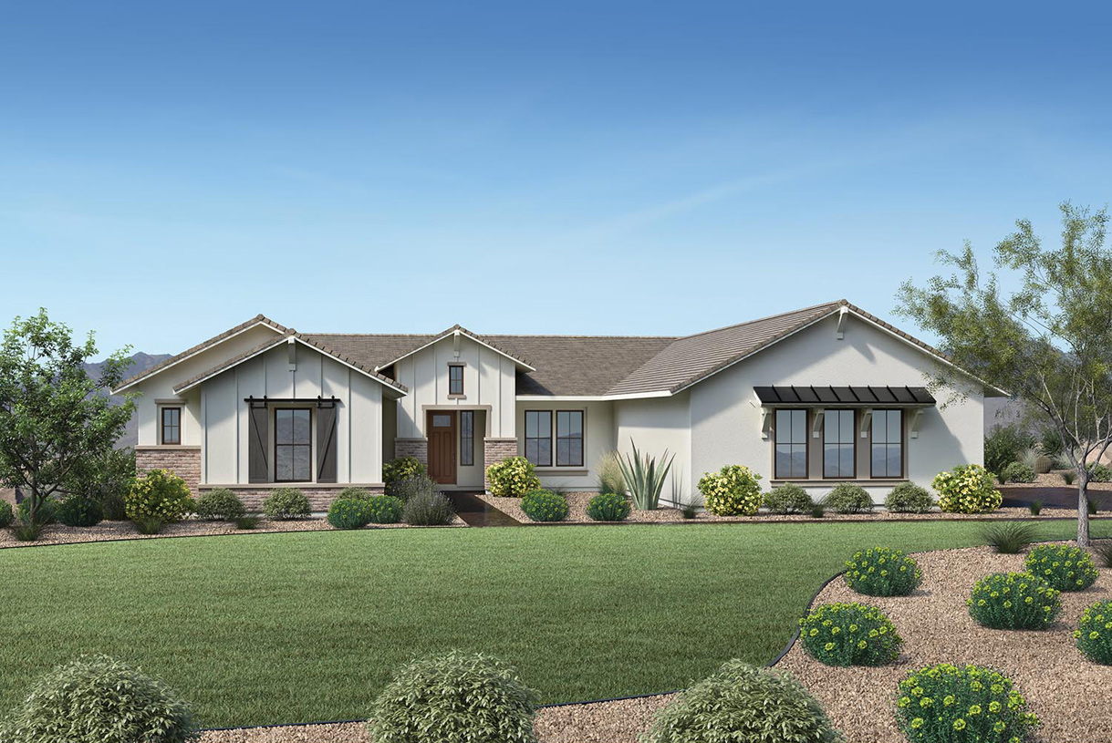 Brooks -  Modern Ranch