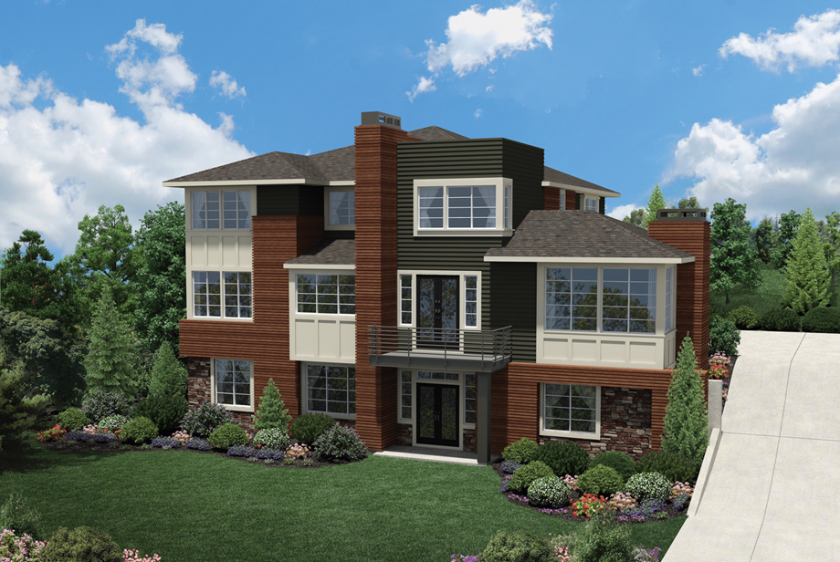Brothers Northwest Contemporary qdh