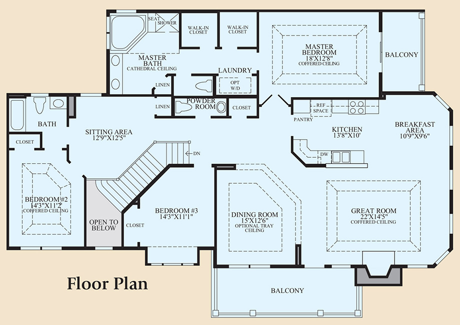 House Plans 1800 Square Feet