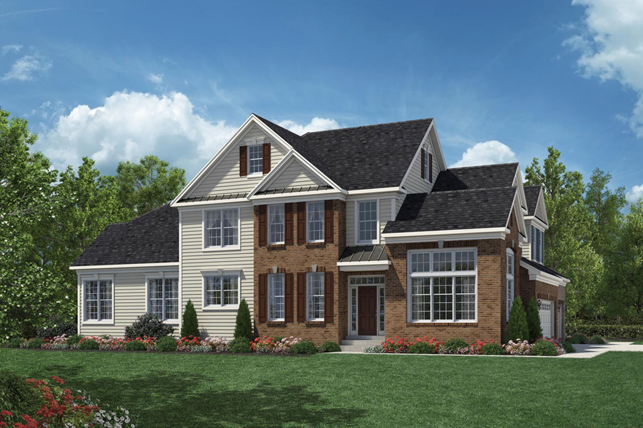 New luxury homes for sale in severn md arundel forest for Modern homes for sale in maryland