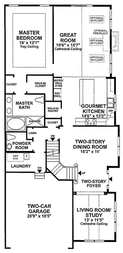 Bucknell - 1st Floor