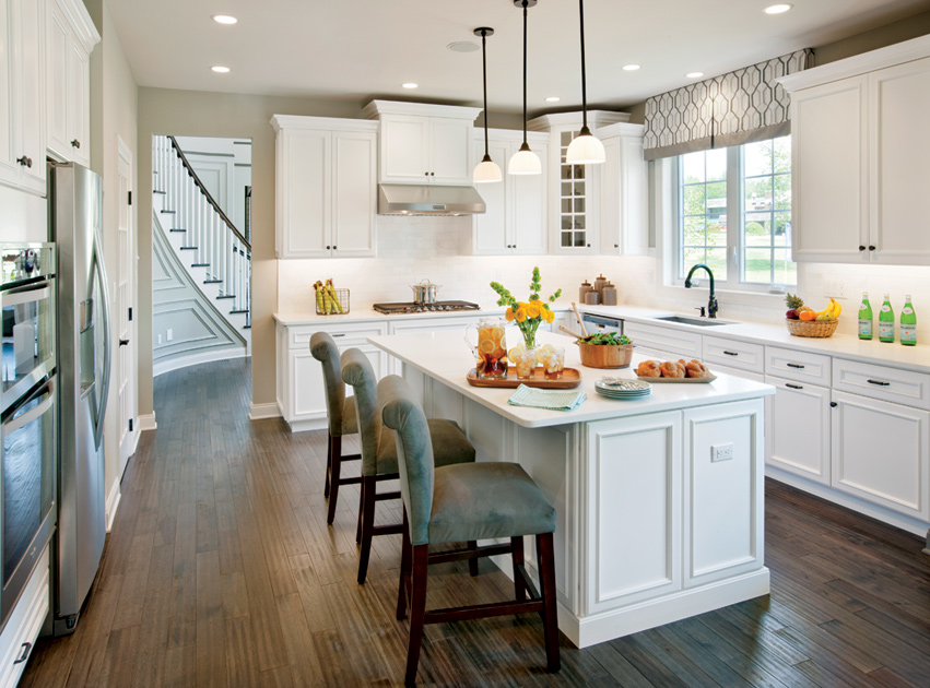 rivington by toll brothers the enclave collection the bucknell