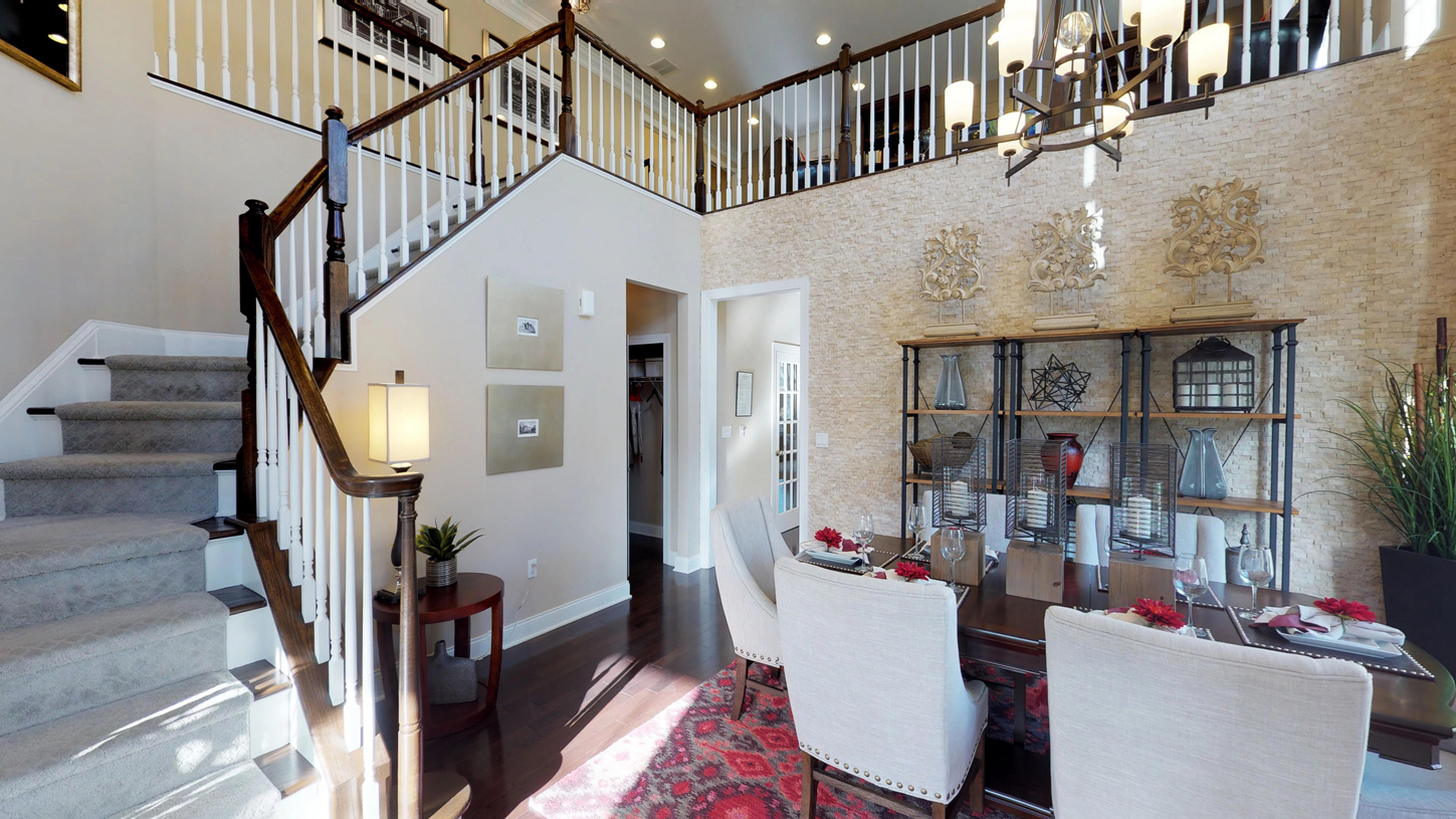Toll Brothers at Valeria | The Bucknell Home Design