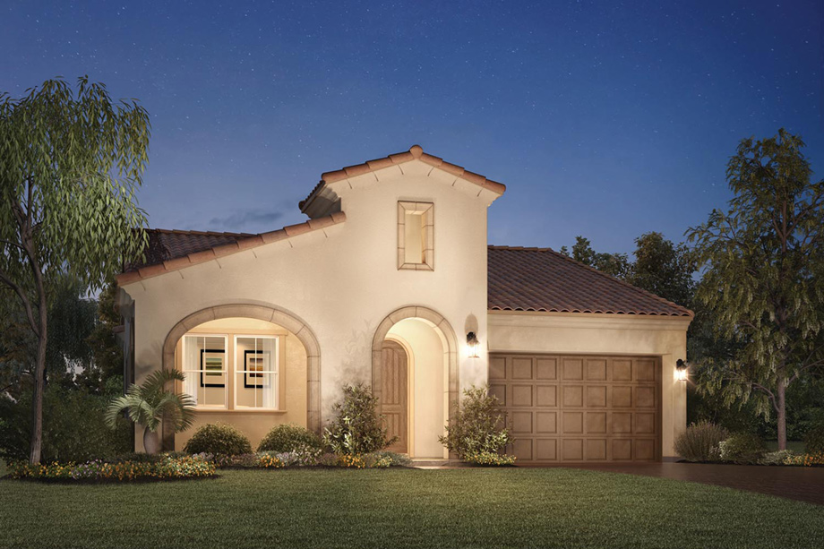 Toll Brothers At Robertson Ranch The Ridge The