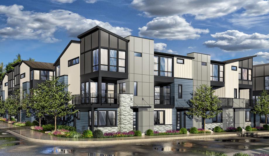 Dawson Square | The Burke Home Design