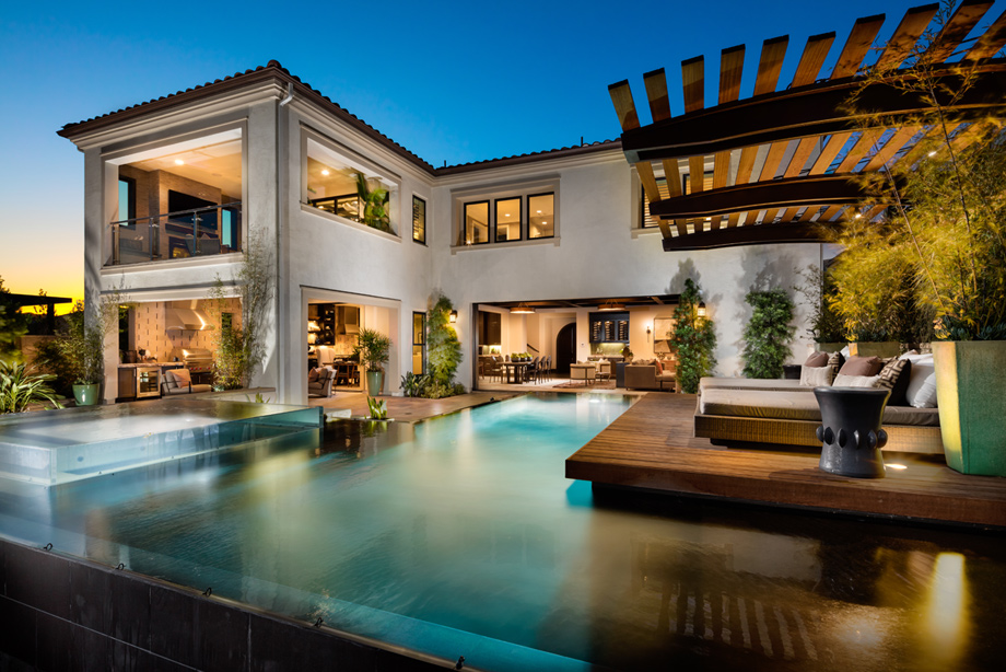 Westcliffe At Porter Ranch Palisades Collection The