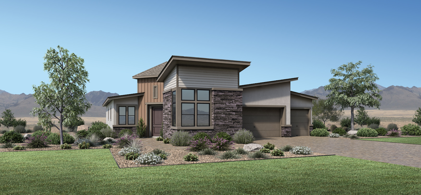 Cambria Elite -  Modern Ranch