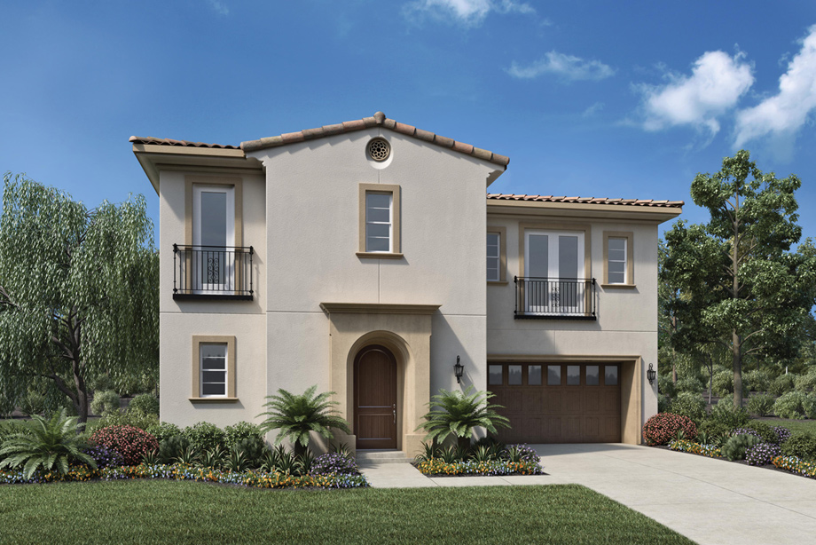 Gale Ranch New Homes