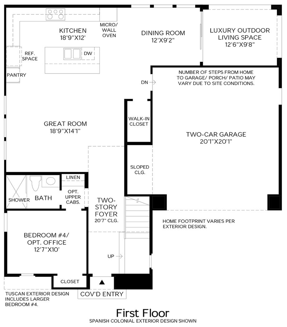 Lexington at Gale Ranch | The Camden Home Design