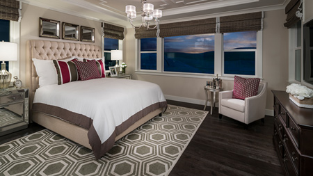 Luxurious Primary Bedroom Suite