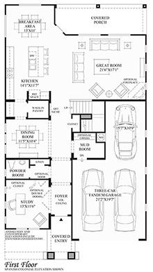 Canterra - 1st Floor