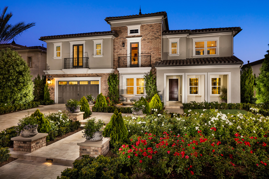 Enclave At Yorba Linda | The Marabella (Ca) Home Design