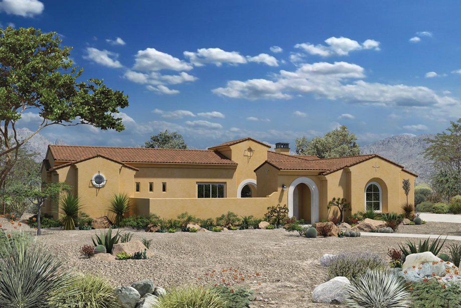 New luxury homes for sale in rancho mirage ca toll for Spanish style homes for sale near me
