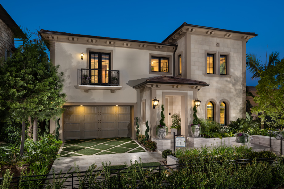 New luxury homes for sale in irvine ca toll brothers at for Italianate homes for sale