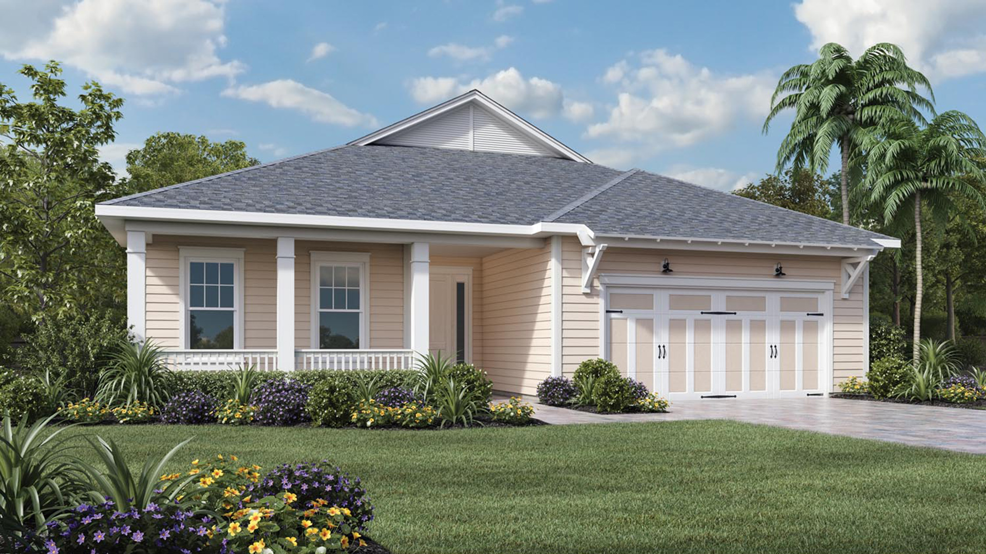 Julington Lakes - Ambassador Collection | The Captiva Home Design