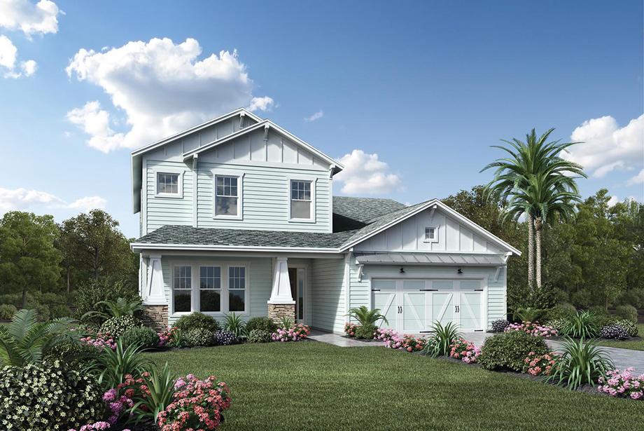 Julington Lakes - Ambassador Collection | The Cassia Home Design