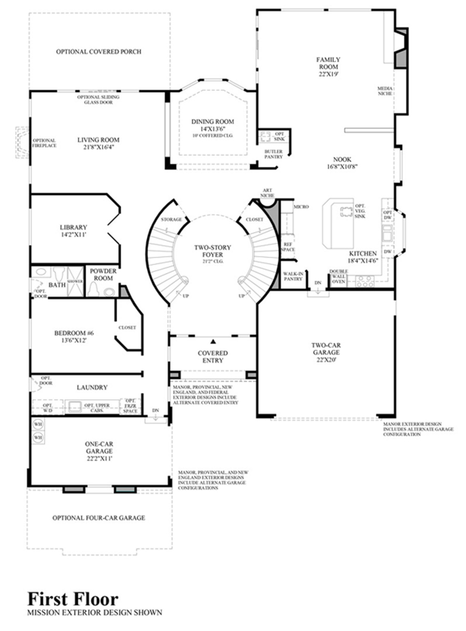 Carlsbad Floor Plan