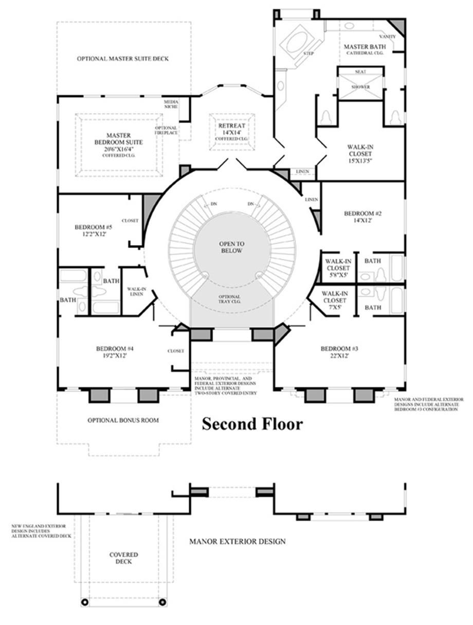 Carlsbad Floor Plan