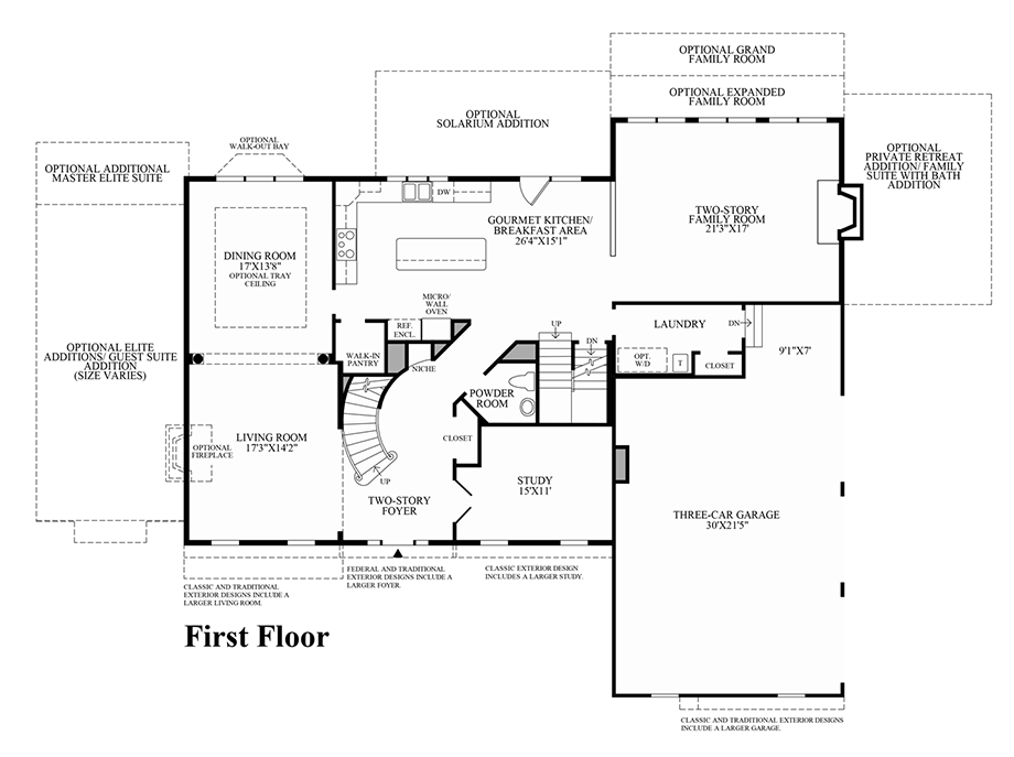 Toll Brothers Floor Plans Virginia: Dominion Valley Country Club