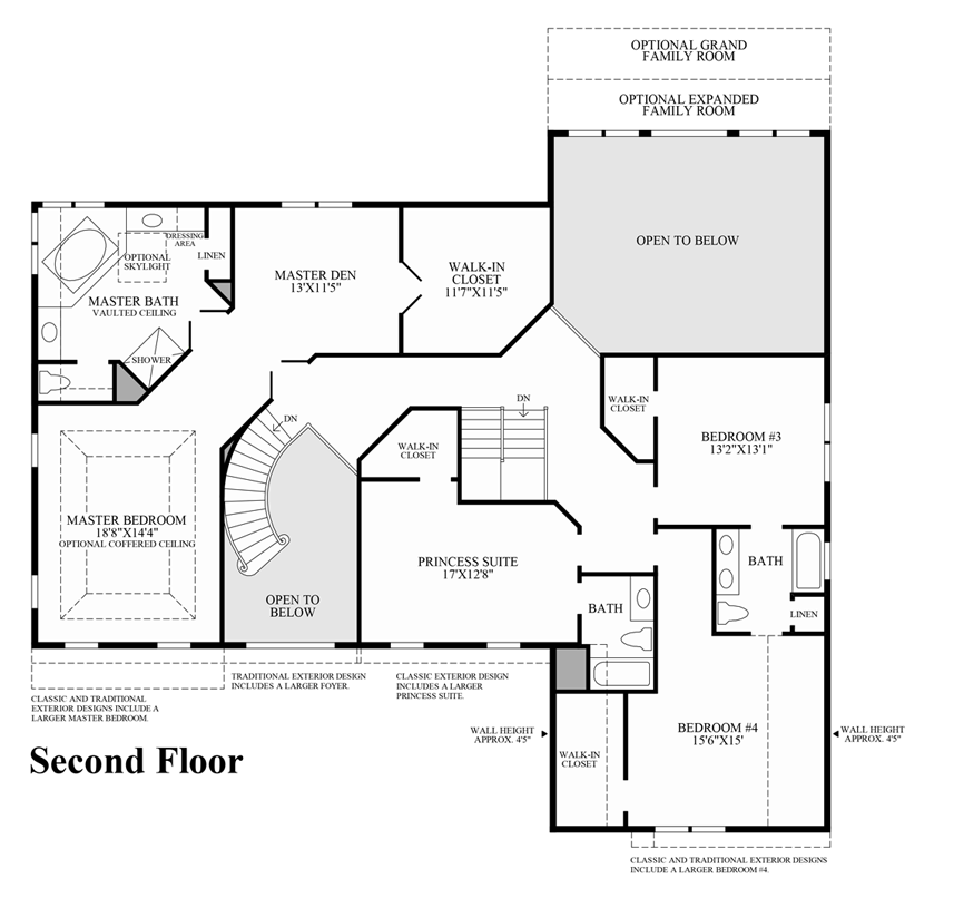 Dominion Homes Floor Plans Louisville Ky Thefloors Co