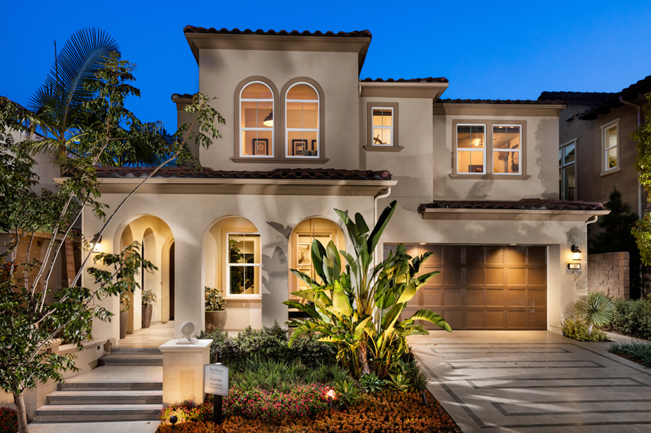 Carlsbad ca new homes for sale toll brothers at for Luxury home models