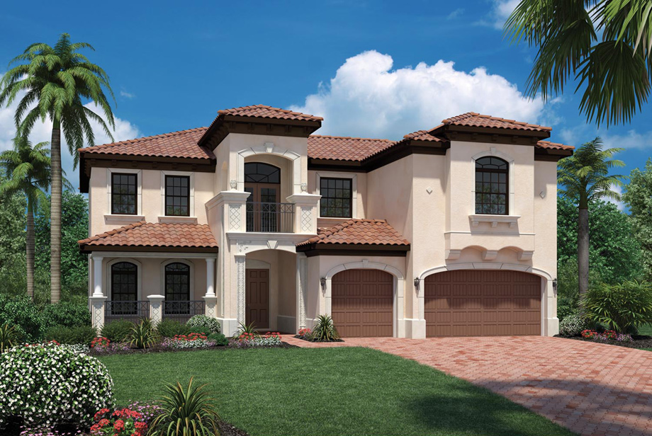Parkland golf and country club by toll brothers monogram for Carrington homes