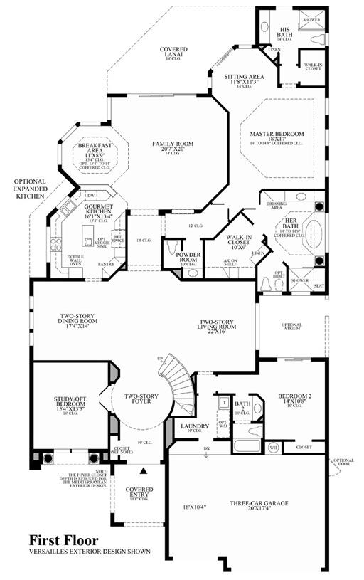 Carrington - 1st Floor