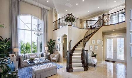 ديكورات الفيلات Stairs