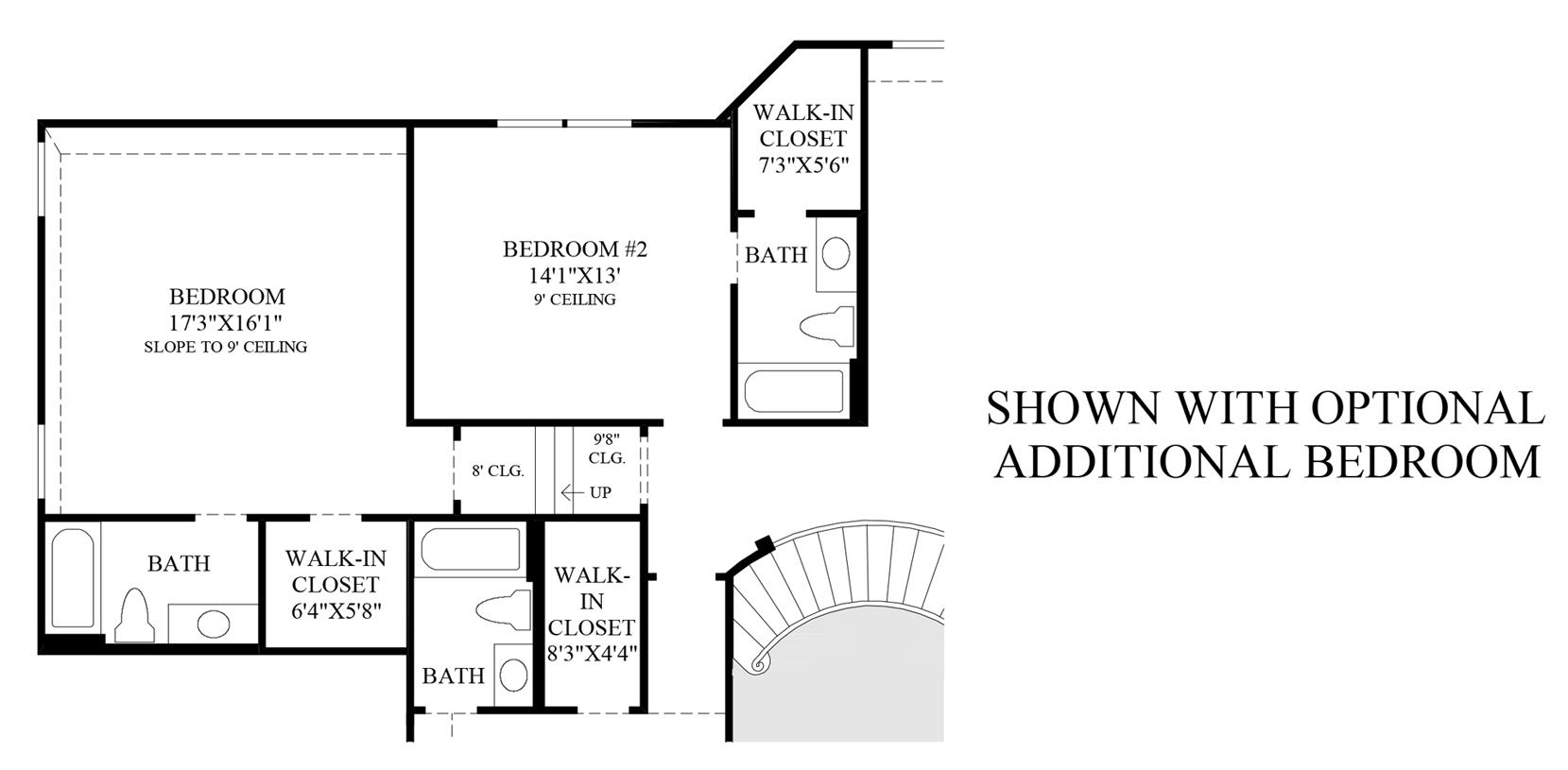 southlake meadows the kingston home design