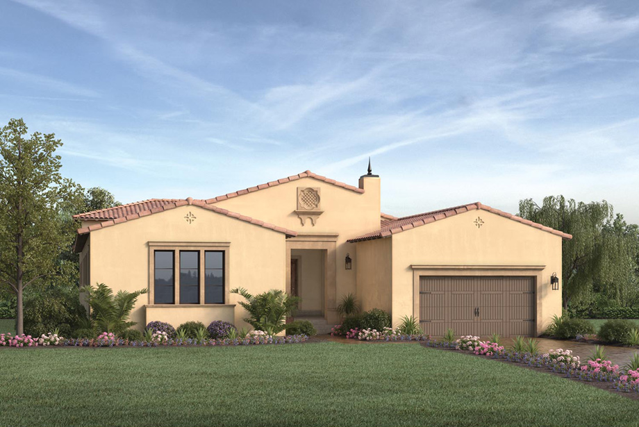 Canyon oaks the palomino home design for Cartwright builders