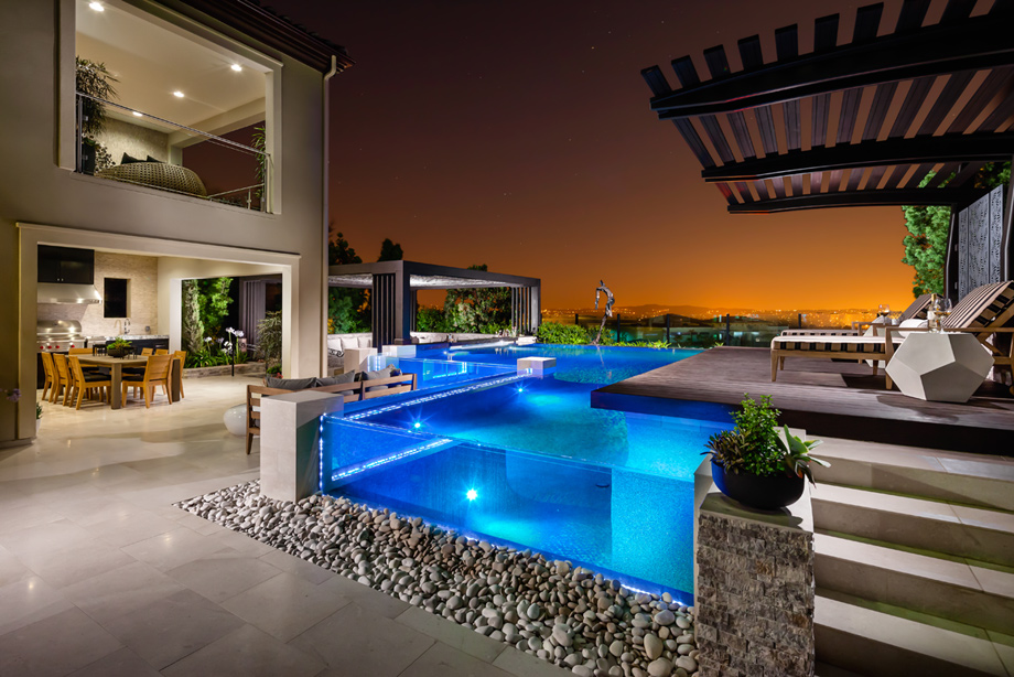 Enclave at yorba linda the cassero ca home design for Luxury outdoor living spaces