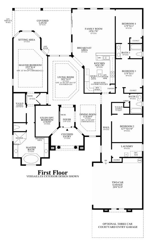 Cassia - Floor Plan
