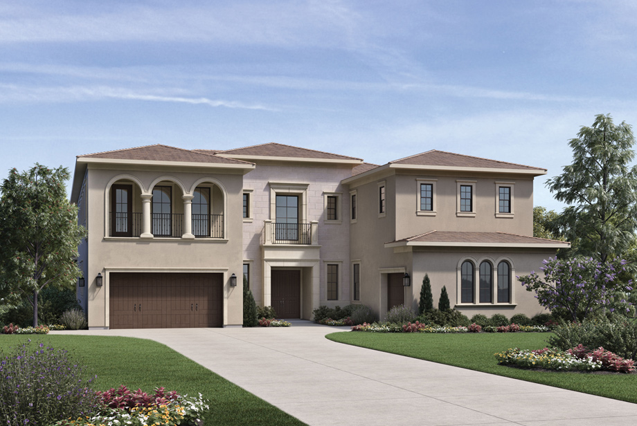 palomar at pacific highlands ranch the castella home design