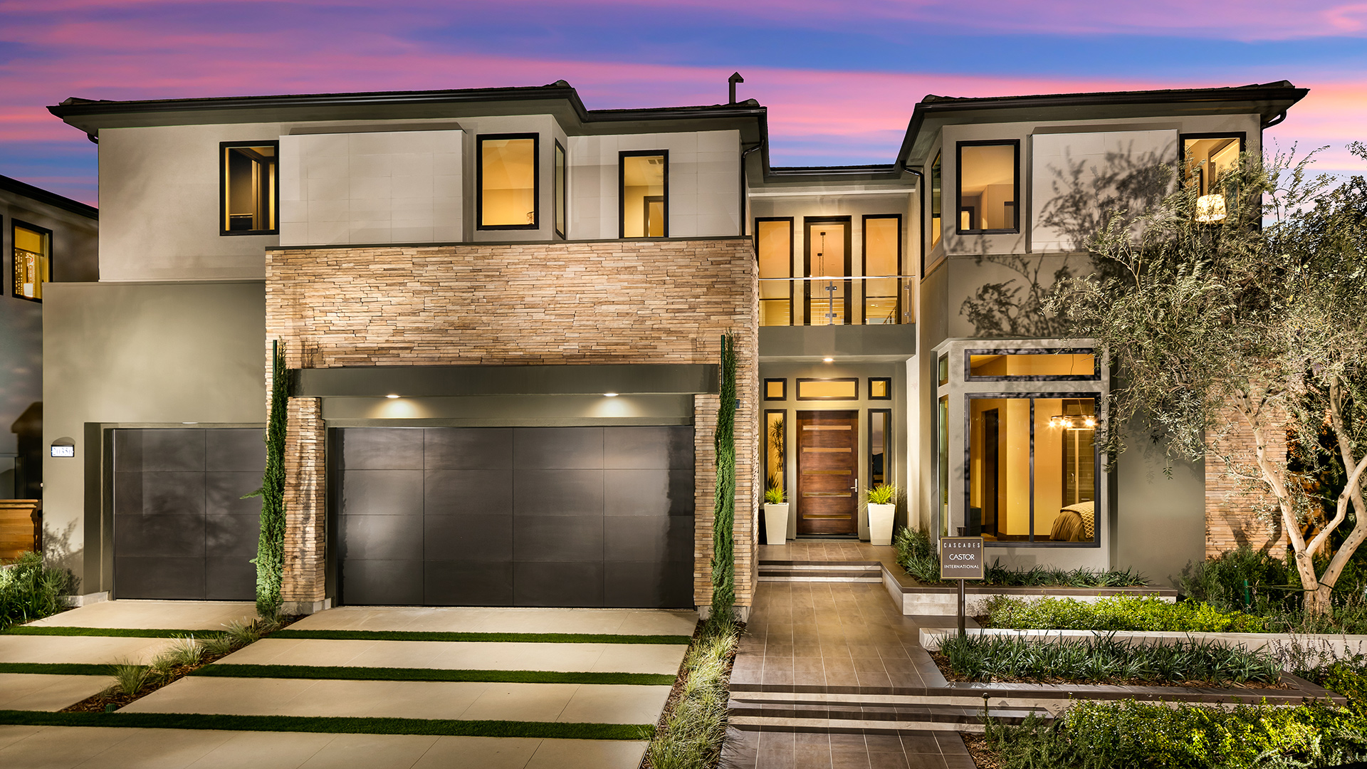 Westcliffe at Porter Ranch Cascades Collection