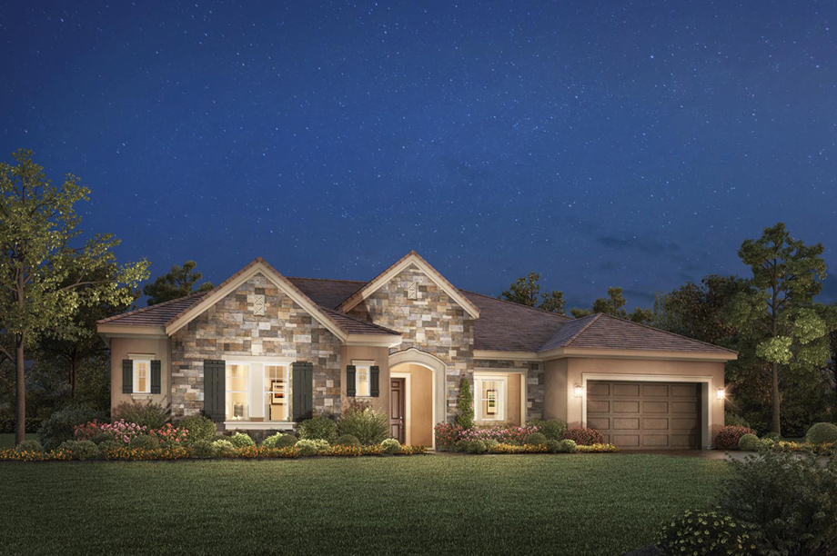 Toll Brothers At Robertson Ranch The Bluffs The