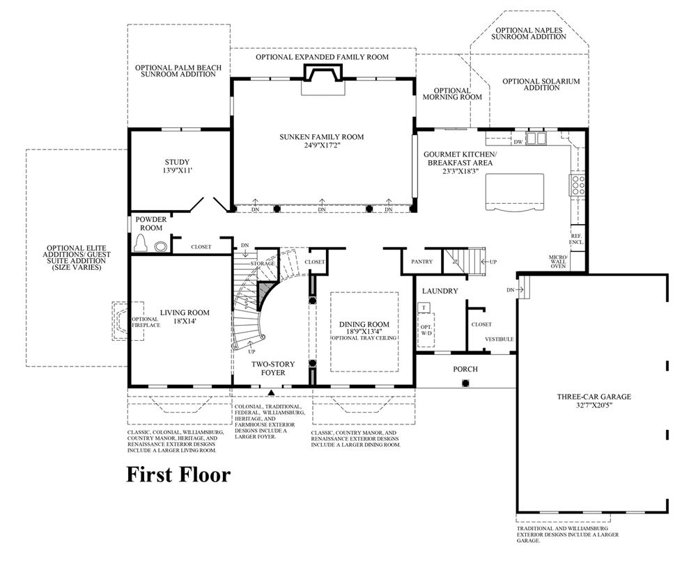 Chamberlain - 1st Floor