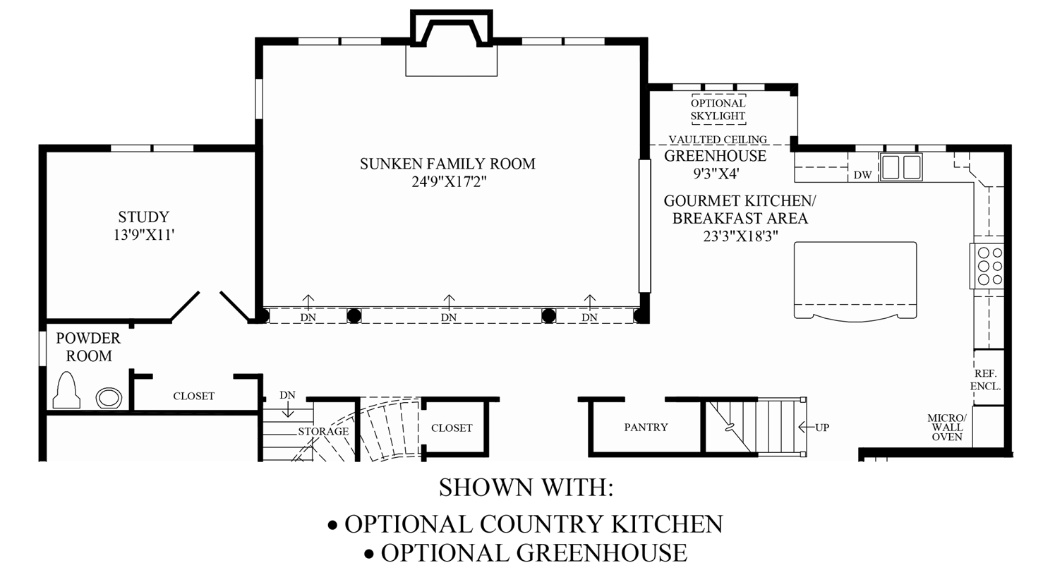 Country Kitchen Phone Number New Luxury Homes For Sale In Olney Md Trotters Glen
