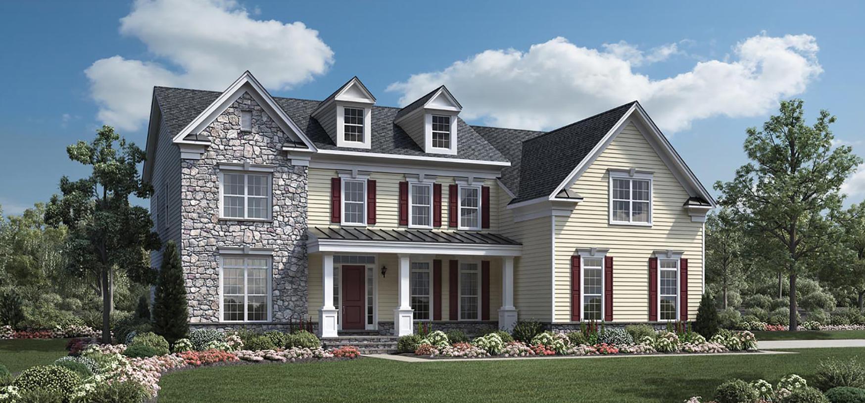 Champlain -  Farmhouse