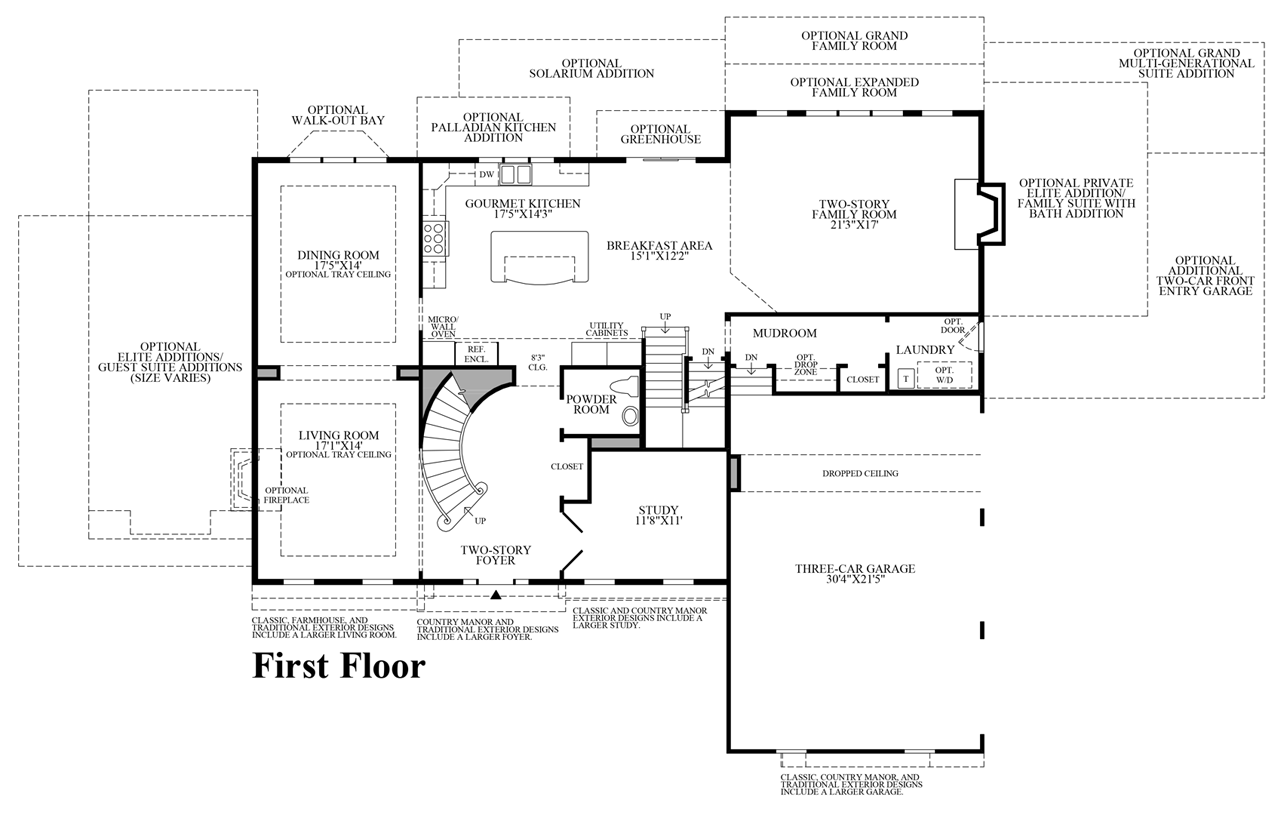 Champlain - 1st Floor